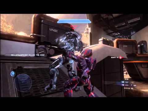 Halo 4 Tip - How To Get Assassin Master Fast