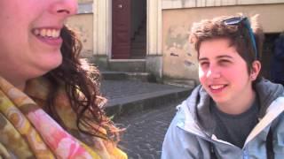 Marie, Amanda and Laura in Rome- Spring Break 2014