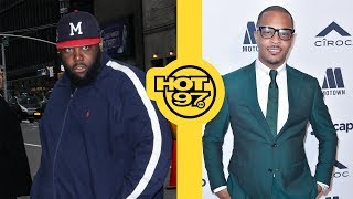 T.I. Addresses Candace Owens + Ebro Speaks On Killer Mike's Comments