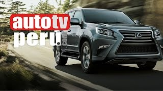 Lexus GX 460 | Road test | Auto 2015