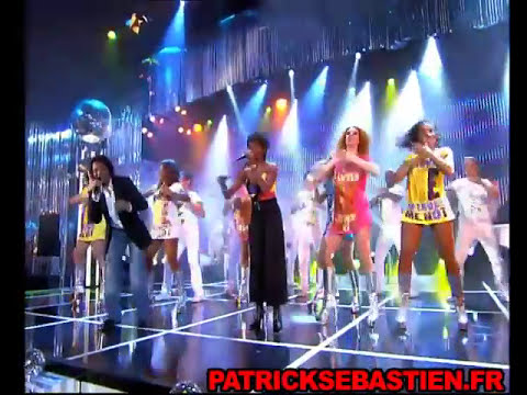 Ottawan - Medley - Live  - Les années bonheur - Patrick Sébastien