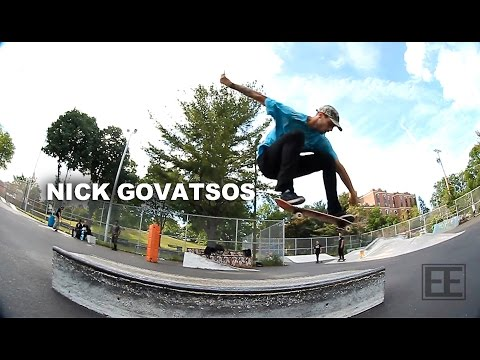 Nick Govatsos at Malden Skatepark