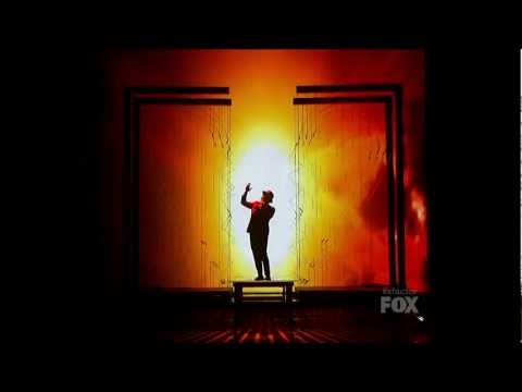 Bruno Mars - It Will Rain (Live at The X Factor USA 2011)