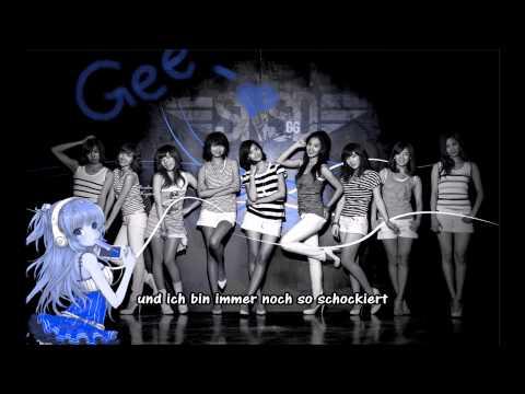 ♥  Gee [girls Generation  Snsd] - German Fancover ♥ video