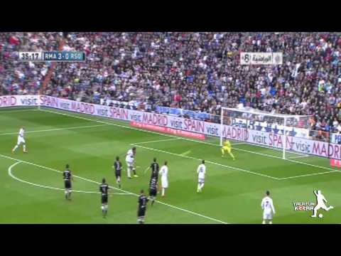 Real Madrid vs Real Sociedad 5-1Highlights 9 Nov 2013 HD