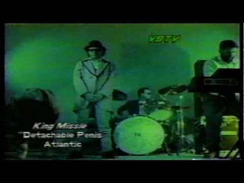 King Missile - Detachable Penis
