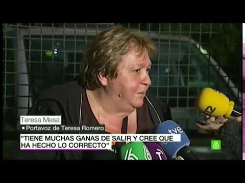 La portavoz de Teresa Romero: