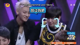 [SUB ESPAÑOL] 140705 EXO Happy Camp (7-8)
