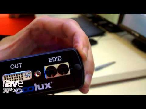 ISE 2014: Coolux Shows Off New EDI D-Link