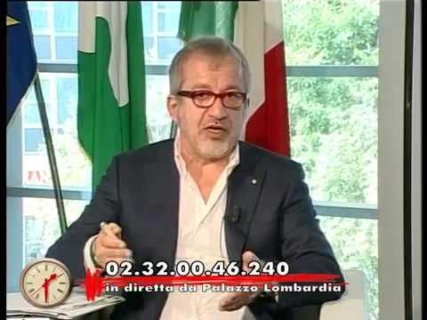 ROBERTO MARONI RISPONDE AI LOMBARDI (puntata #2)