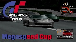 Let's Play Gran Turismo 1: Megaspeed Cup (Part 19)