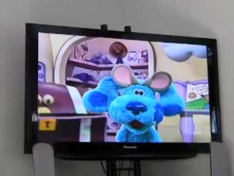 Opening To Blue S Room Alphabet Power  Vhs