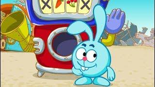 Большой куш - Смешарики 2D   Мультфильмы для детей