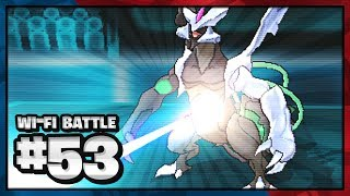 Pokemon X and Y Wi-Fi Battle: 53 Vs GameboyLuke [OU]