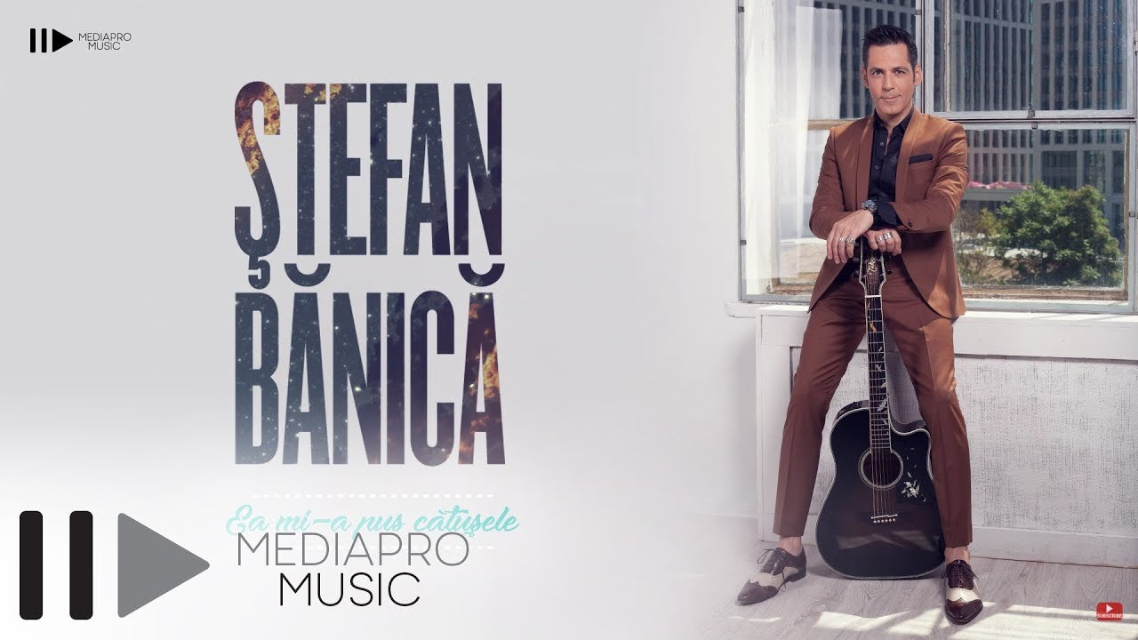 Stefan Banica - Ea mi-a pus catusele (Official Single)