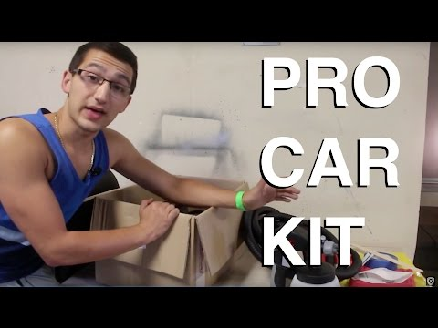 UNBOXING: DYC Pro Car Kit (DipSprayer System)