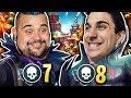ANIMA E CICCIOGAMER DEVASTANO TUTTO! 2 VITTORIE REALI CON TANTE KILL! Fortnite Battle Royale W/ Soul