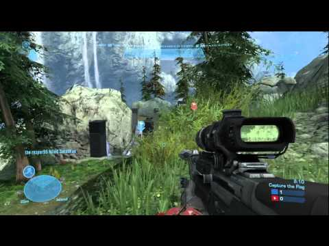 Halo: Reach - Big Team Battle - Crazy CTF on Paradiso