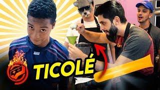 TICOLÉ É MUITO BOM??? - MASTERCHEF FINAL LEVEL EP.2