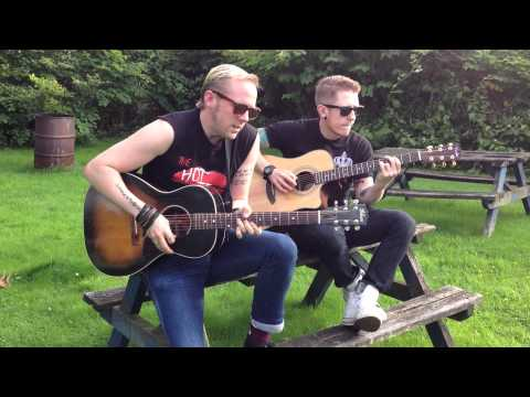 Ian Britt Feat. Barney Boom - Mysterious Girl (cover) video
