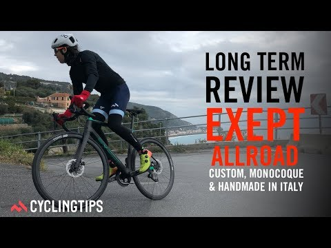 Exept Allroad carbon monocoque road bike long-term review