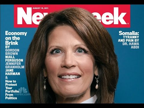 Flashback: Michele Bachmann Rejects Swiss Citizenship 2 Days After Obtaining It