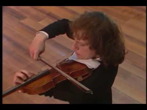 Паганини Никколо - 24 каприса для скрипки соло Каприс No 21