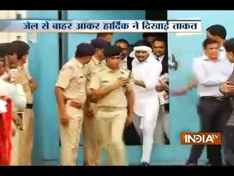 Hardik Patel, Patidar Quota Stir Leader, Released from Jail; Attacks Modi