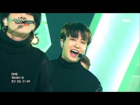 뮤직뱅크  Bank - Lullaby - GOT720180921