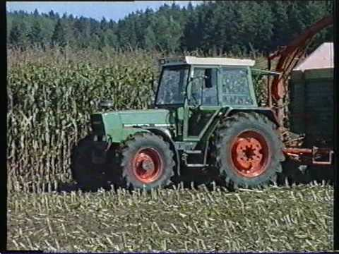 Fendt Farmer 304 - 309 Werbevideo (1991)