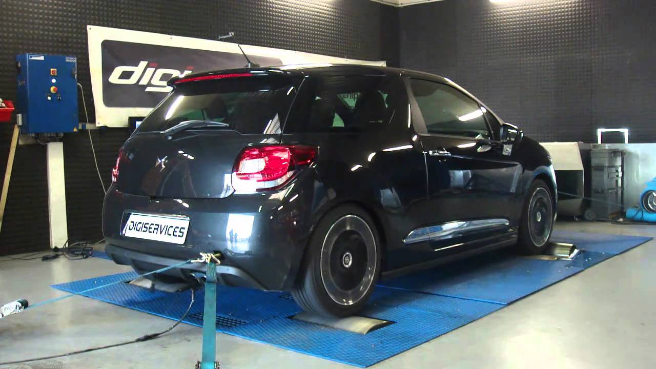 reprogrammation moteur citroen ds3 thp 150cv 188cv dyno digiservices youtube. Black Bedroom Furniture Sets. Home Design Ideas