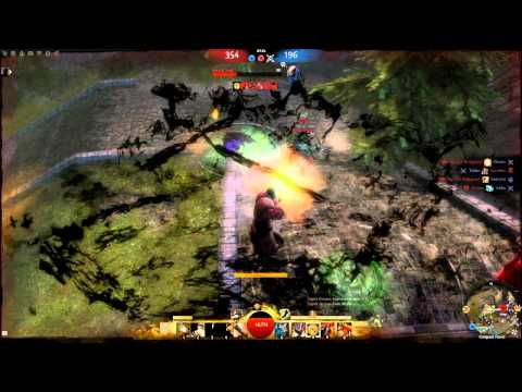 Guild Wars 2 - Norn Warrior PvP (Beta Weekend Event April 27-29)