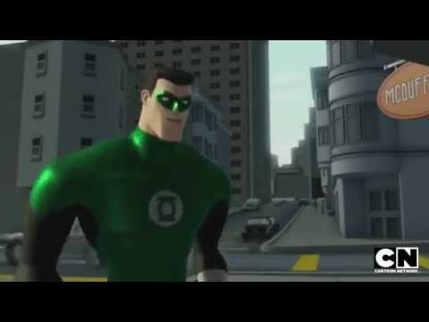 Hal Jordan vs Guy Gardner