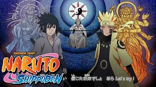 Naruto Shippuden - Opening 17 | Wind