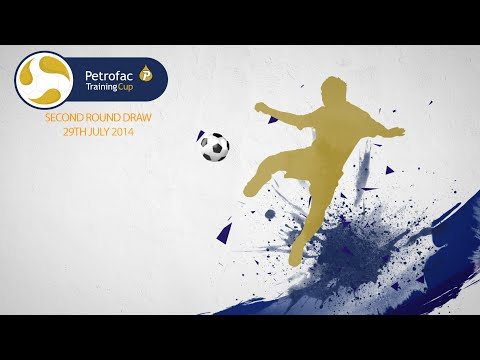 Petrofac Training Cup - Round 2 Draw Live!