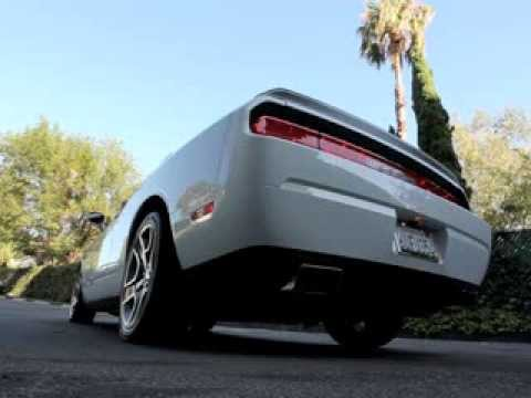 2012 Dodge Challenger RT Classic - Corsa Xtreme Exhaust