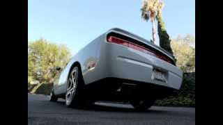 2012 Dodge Challenger RT Classic - Corsa Xtreme Exhaust