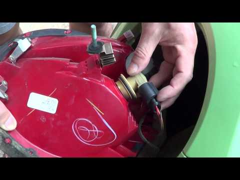 Instructions how to change the Brake Lights on a 2003 VW Beetle