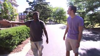 Campus Tour With Brendan & Phil!