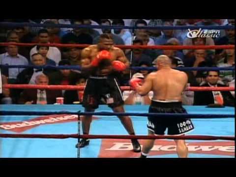 Ike Ibeabuchi vs David Tua