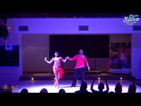John & Sofia Salsa Show | 2.Chania Salsa Festival