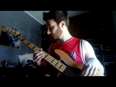Justin Timberlake - Rock Your Body (Bass Cover) [Live at Eurovision 2016]