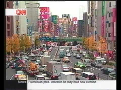 CNN Business Traveller, Steve Crane, Doing Business in Japan