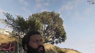 Grand Theft Auto V Trouble after trouble 4 star run