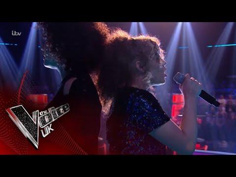 Saskia Eng VS Ruti Olajugbagbe - 'Dog Days Are Over': The Battles | The Voice UK 2018