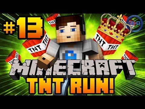 Minecraft TNT RUN - Mini Games w/ Ali-A #13 -