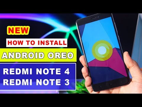 Android Oreo for Redmi Note 4 & Redmi Note 3 | Lineage OS 15 Custom Rom First Look & How to Install