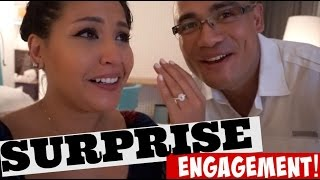 SURPRISE ENGAGEMENT IN THAILAND!