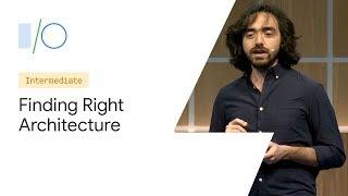Build a Modular Android App Architecture (Google I/O'19)