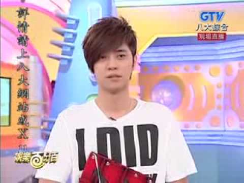 Show Luo Zhi Xiang talks about his recent sex scandal on 娱乐百分百 Entertainment 100%